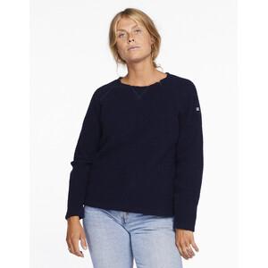 Varg Fårö Wool Jersey Damen navy blue navy blue