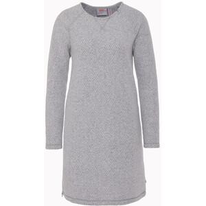 Varg Abisko Wool Dress Women, grijs grijs
