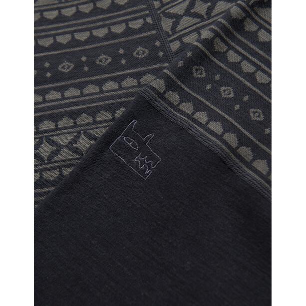 Varg Blanktjärn Wool Jersey Herren ink blue