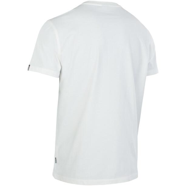 ION Maiden SS T-skjorte Herre Hvit