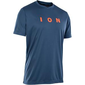 ION Scrub 2.0 Kurzarm Shirt blau blau