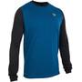 ION Seek AMP Langarm Shirt Herren ocean blue