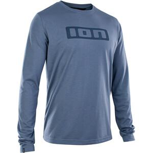 ION Seek DriRelease Langarm Shirt blau blau