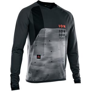 ION Traze VENT LS T-shirt Herrer, sort sort