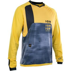 ION Traze VENT LS T-shirt Herr gul gul