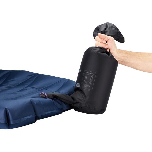 CAMPZ Curved Air Mat, sininen