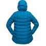Big Agnes Trudy Jacke Damen blue/sage