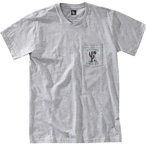 Hippy Tree Prospector Tee Herren heather grey heather grey