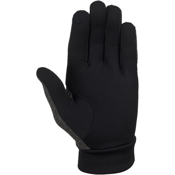 Lafuma Vars Gloves, musta/harmaa
