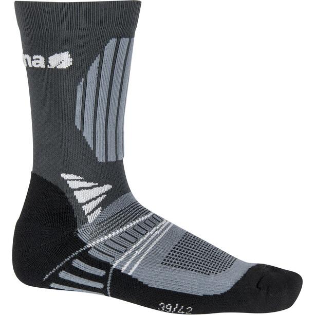 Lafuma Fastlite Long Socken anthracite grey