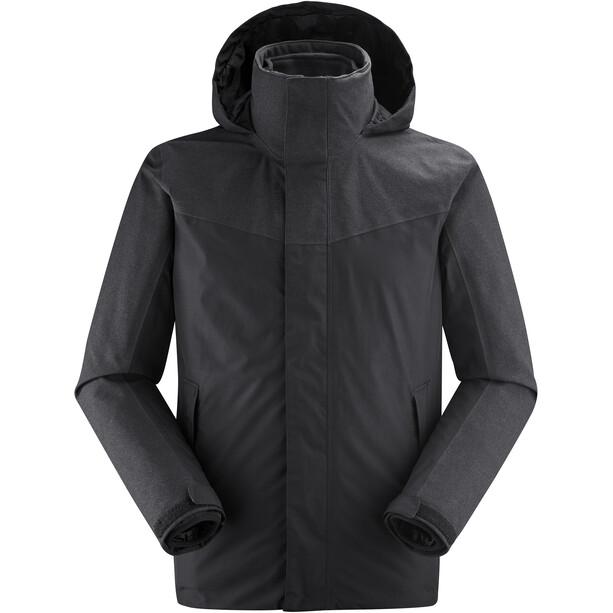 Lafuma Jaipur GTX 3in1 Fleece Jacke Herren anthracite grey