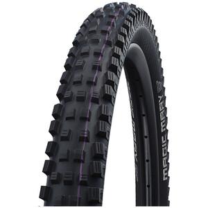 "SCHWALBE Magic Mary Super Downhill Evolution Folding Tyre 26x2.35"" TLE E-25 Addix Ultra Soft black black"