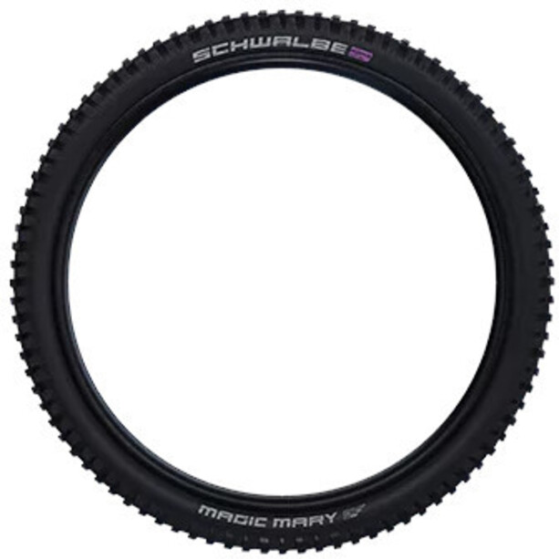 "SCHWALBE Magic Mary Super Downhill Evolution Faltreifen 26x2.60"" TLE E-25 Addix Ultra Soft black"