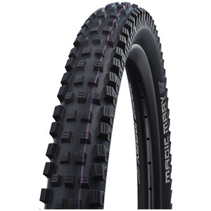 "SCHWALBE Magic Mary Super Downhill Evolution Faltreifen 26x2.60"" TLE E-25 Addix Ultra Soft black black"