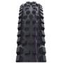 "SCHWALBE Magic Mary Super Downhill Evolution Foldedæk 27,5x2,40 ""TLE E-50 Addix Ultra Soft, sort"