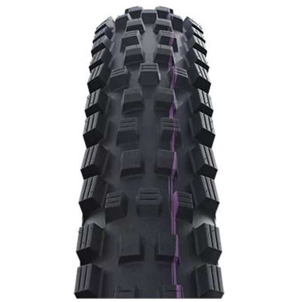 """SCHWALBE Magic Mary Super Downhill Evolution Faltreifen 27.5x2.60"""" TLE E-50 Addix Ultra Soft black"""