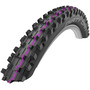 "SCHWALBE Dirty Dan Super Downhill Evolution Faltreifen 27.5x2.35"" TLE Addix Ultra Soft black"