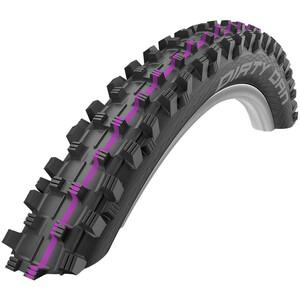 """SCHWALBE Dirty Dan Super Downhill エボリューション フォールディングタイヤ 29x2.35"""" TLE(チューブレスイージー) ウルトラソフトブラック"""