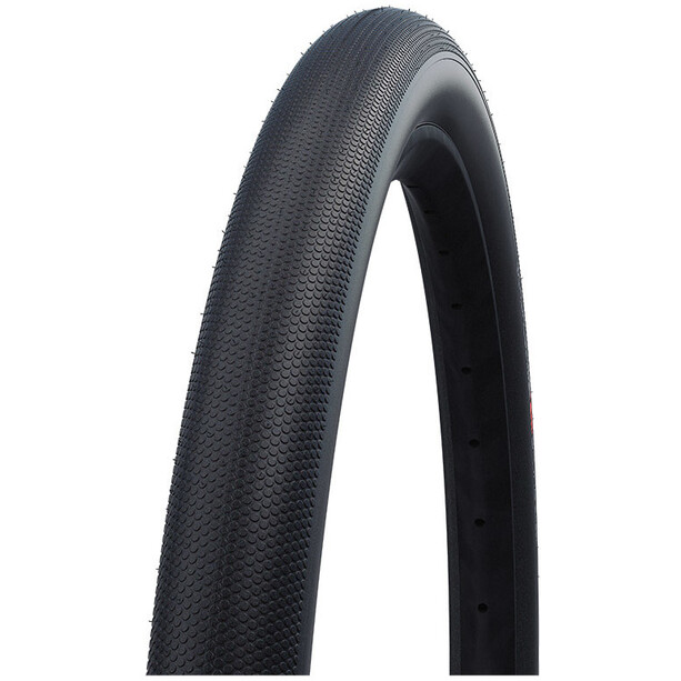 "SCHWALBE G-One Speed Performance Folding Tyre 27.5x1.20"" RaceGuard TLE E-25 Addix svart"