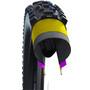 "SCHWALBE G-One Ultrabite Super Ground Evo Folding Tyre 28x1.70"" TLE E-25 Addix Speedgrip, noir"