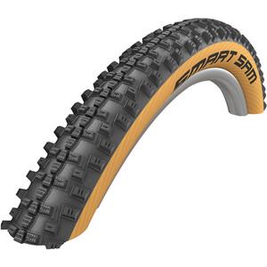 "SCHWALBE Smart Sam Performance Folding Tyre 27.5x2.60"" DD E-50 Addix SnakeSkin black/classic black/classic"