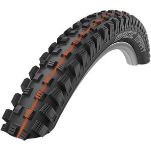 "SCHWALBE Magic Mary Super Trail Evolution Folding Tyre 27.5x2.40"" TLE E-50 Addix Soft black black"