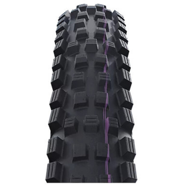 "SCHWALBE Magic Mary Super Gravity Evolution Faltreifen 27.5x2.40"" TLE E-50 Addix Ultra Soft black"