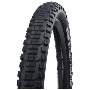"SCHWALBE Johnny Watts Performance Faltreifen 27.5x2.80"" DD E-25 Addix Reflex black black"