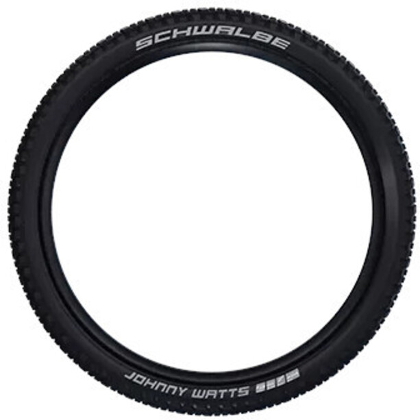 "SCHWALBE Johnny Watts Performance Faltreifen 29x2.35"" DD E-50 Addix black"