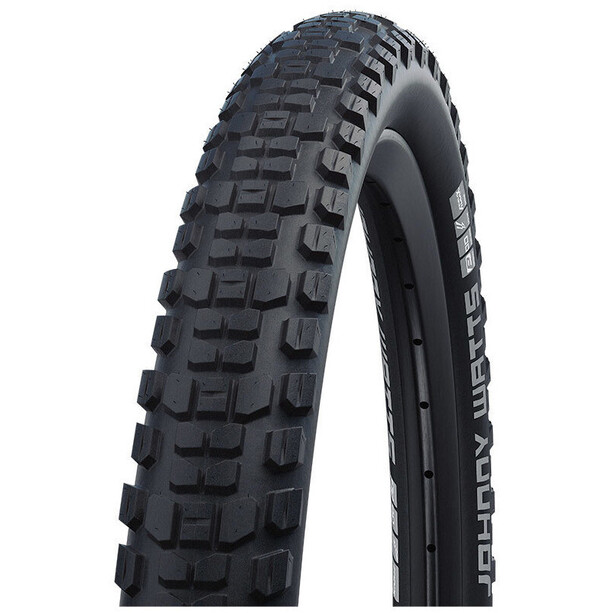 "SCHWALBE Johnny Watts Performance Faltreifen 29x2.35"" DD E-50 Addix Reflex black"