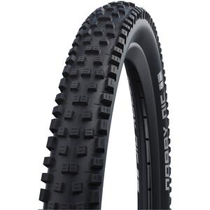 "SCHWALBE Nobby Nic Super Trail Evo Faltreifen 27.5x2.35"" TLE E-50 Addix Soft SnakeSkin black black"
