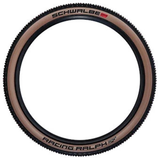 "SCHWALBE Racing Ralph Super Race Evolution Faltreifen 29x2.35"" TLE Addix Speed black/transparent"