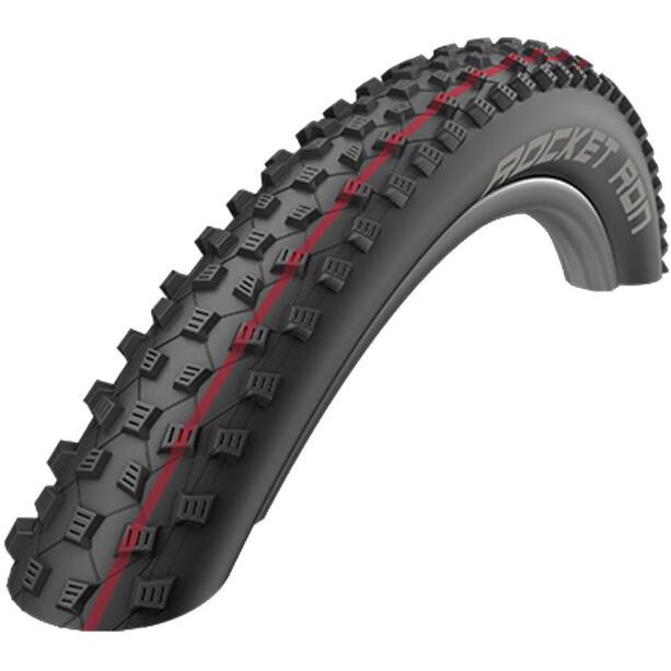"""SCHWALBE Rocket Ron Super Race Evolution Folding Tyre 26x2.35"""" TLE Addix Speed, noir"""