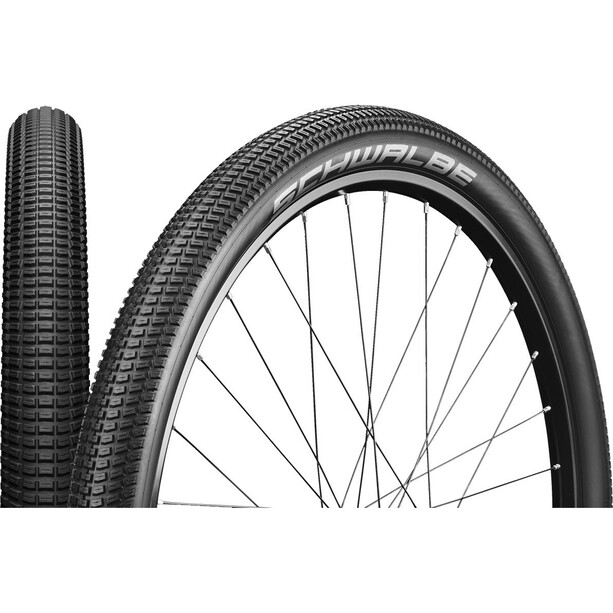 "SCHWALBE Billy Bonkers Performance Folding Tyre 18x2.00"" Addix, beige/musta"