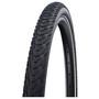 """SCHWALBE Marathon E-Plus Perform Clincher Tyre 28x2.15"""" Smart DualGuard E-50 Addix E Reflex, black"""