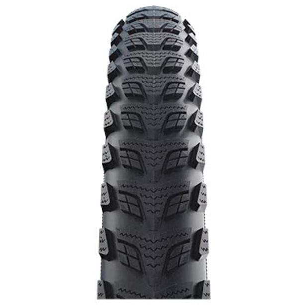 "SCHWALBE Marathon GT 365 Performance Clincher Tyre 26x2.15"" DualGuard E-50 Reflex, black"