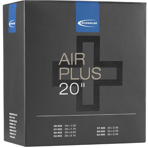 """SCHWALBE No. 7 Air Plus Schlauch 20"""""""