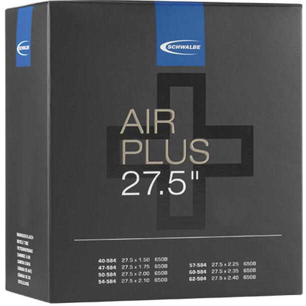 """SCHWALBE No. 21 Air Plus Schlauch 27.5"""""""