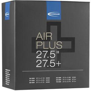 """SCHWALBE No. 21 Air Plus Schlauch 27.5""""/27.5+"""""""