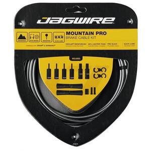 Jagwire Mountain Pro Brake Cable Kit ice グレー