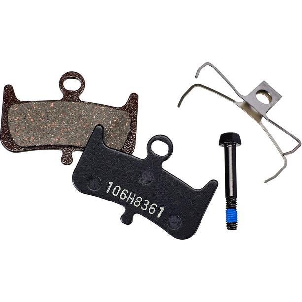 Hayes T106 Bremseklosser Semi-metallic for Dominion A4