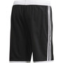 adidas 3 Stripes CLX Shorts Herrer, sort/hvid