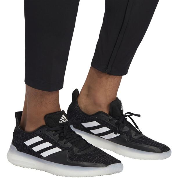 adidas Aeroready 3 Stripes Hose Herren black