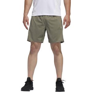adidas Aeroready 3 Stripes Shorts Herren legacy green legacy green