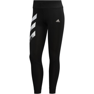 adidas OWN the Run Tights Damen black black