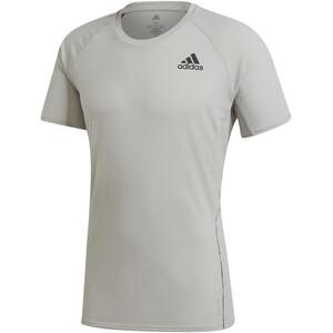 adidas Runner Kortärmad T-Shirt Herr grå grå