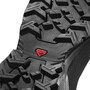 Salomon X Reveal Shoes Men, black/black/quiet shade