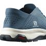 Salomon Tech Lite Shoes Women, icy morn/poseidon/navy blazer