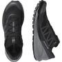 Salomon Sense Ride 4 Invisible GTX Shoes Men, black/quiet shade/black