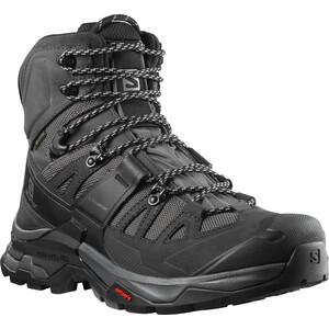 Salomon Quest 4 GTX Schuhe Herren schwarz/grau schwarz/grau